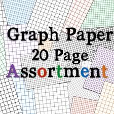 Individual Graph Paper Graphing Paper Clip Art Images By Miss Vanessa Tpt