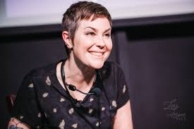 Kim Rhodes Is Now on Cameo! – Nerds and Beyond