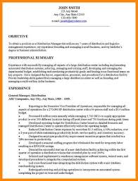 Objective Examples For Resumes 100 objective resume sample emails sample 96