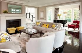 Couch pillow ideas Diy View In Gallery Fabulous Yellow Accents Brought About Using Trendy Throw Pillows Decoist Accent Couch And Pillow Ideas For Cool Contemporary Home