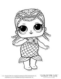 Lol Doll Coloring Pages Inspirational Lol Doll Coloring Pages Free