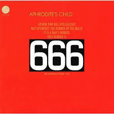 <b>Aphrodites Child</b> - <b>666</b> (2 LP) | www.gt-a.ru