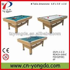 table games for adults. china yd-m205 7ft multi game table for adults(3in 1) games adults v