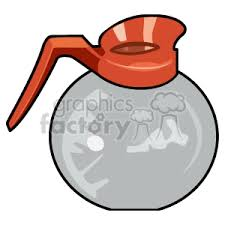 empty coffee pot clipart.  Pot RoyaltyFree PHK0101 147785 Clip Art Images Illustrations And Royalty Free  Image   EPS Illustration  GraphicsFactorycom On Empty Coffee Pot Clipart P