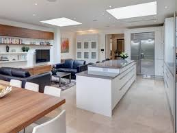 projekt projekty domaw open plan kitchen dining beautiful kitchen set within an open plan space in a london home