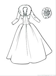 Coloring Pages Barbie Coloring Pages Fashion Printable Old Regard