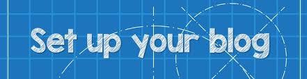 Image result for set up a blog banner