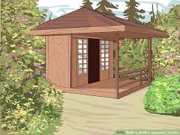 building a japanese garden