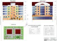 Проекты по управлению и экспертизе недвижимости pgs diplom pro  154 Развитие микрорайона с учетом сложившейся инфраструктуры в г Абакан