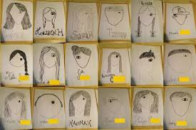 wonder book names wonder drawings a great art project to pliment the book wonder of wonder