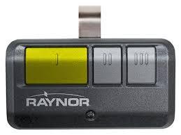 garage door open indicatorHow To Program A Raynor Garage Door Remote Control