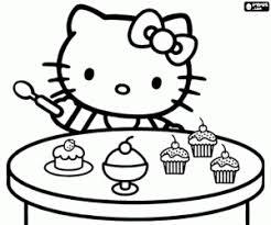 Ausmalbilder Hello Kitty Malvorlagen