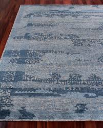 baker hand knotted wool area rug 12 x 15