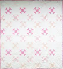 Vintage Shoofly Quilt – Q is for Quilter & Shoofly Quilt unknown quilter, 1930's 67″ x 77″ Adamdwight.com