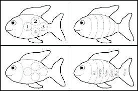 printable fish coloring pages fish color pages printable fish coloring pages coloring me free fish template printable fish