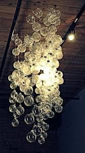 diy bubble chandelier glass bubble chandelier bubble chandelier diy bubble light chandelier