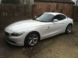 Used White BMW Z4 for Sale | Essex