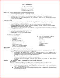 Unique Rn Resume Sample Personel Profile