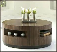 round storage coffee table storage side table incredible nice round storage coffee table the round coffee