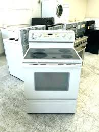 electric troubleshooting ceramic glass main top part mfg frigidaire stove replacement range oven