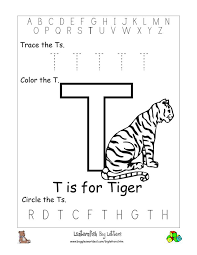 Each sheet provides activities for letter sound learning, letter formation, blending and segmenting. 20 Learning The Letter T Worksheets Kittybabylove Com