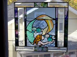 Mermaid Stained Glass Pattern Best Inspiration Ideas