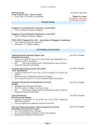 Professional Resume Services Singapore Professional Resume ... 3.