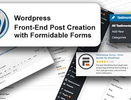 Wordpress : Custom Posts with Formidable Forms - John Ryan Design
