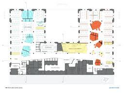 office floor plan layout. Gallery Of Pandora Media Inc New York Office Aba Studio 17 Layout Planoffice Flooroffice Floor Plan Download