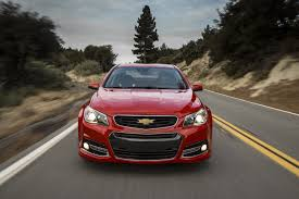 Chevy SS Sedan Sales Down 28% In June 2016 | GM Authority