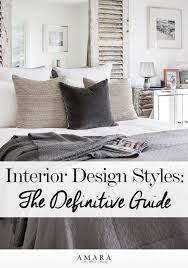 furniture style guide. Interior Design Styles: The Definitive Guide - LuxPad Latest Luxury Home Fashion News Amara Furniture Style