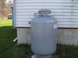 propane tank sizes
