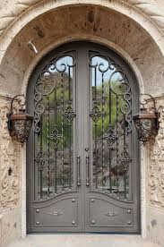 wrought iron exterior doors. Wrought Iron Doors Kings Building Material In Entry Door Designs 12 Exterior O