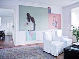 Attractive Design Of The Interior Painting Designs Wall Can Be ...