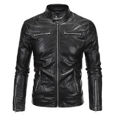2016 new arrivals winter autumn brand pu leather jacket coat men motorcycle leather jackets overcoat jaqueta high quality us size xs 3xl