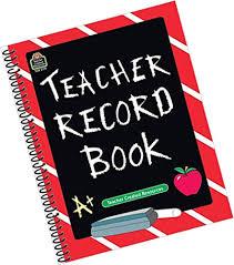 Teacher Record Descargar Pdf Teacher Record Book 9781576901199 Ebay