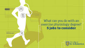 Careers With Exercise Science Degree What Can You Do With An Exercise Physiology Degree 5 Jobs