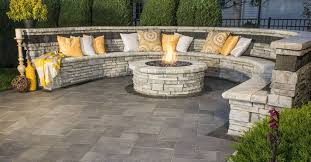 outdoor fire pits are popular outdoor living design accessories in toronto on hardscapes today because they add a unique fun and relaxing element to any