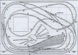 ho layout design pályaterv trains layout design ho layout design