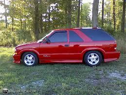 2003 Chevrolet Blazer Xtreme id 6401