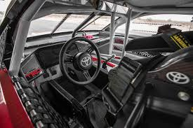 2018 chevrolet nascar model. delighful 2018 2018 toyota camry nascar prototype interior and chevrolet nascar model
