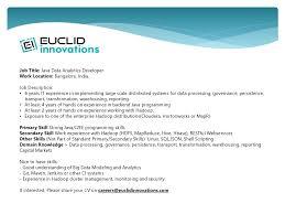 Euclid Innovations Linkedin