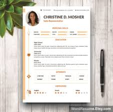 2 Page Resume Template Word Formidableage Resume Template Wordrofessional Format Two Free 52