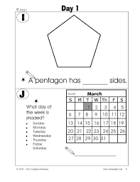 First Grade Math Worksheets | Common Core MathFirst Grade Daily Math Worksheets (Weeks 1 – 10)