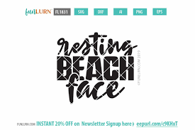 Whether you're a global ad agency or a freelance graphic designer, we have the vector graphics to make your project come to life. Resting Beach Face Funlurn