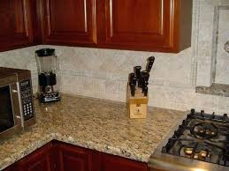 Backsplash For Santa Cecilia Granite Countertop Simple St Cecilia Granite Countertops Friendly Feature Granite Pictures Of
