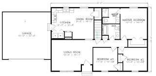 Simple Open Floor Plan Homes Inspirational Plans Elegant Free ...