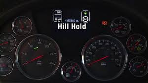 International Truck Dash Lights 14 T680 Kenworth Driver Academy Instrument Cluster Indicators