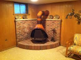 preway built in fireplace
