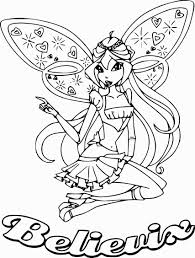 Coloriages Winx With Winx Club Bloom Bloomix For Coloriage Winx